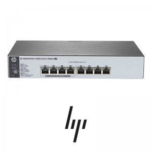 1820 8G PoE+ (65W) Switch HPE J9982A