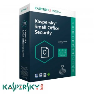 Kaspersky Small Office Security 10PCs & 1 Files Server
