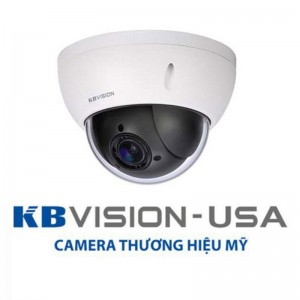 Camera IP Speed Dome 2.0 Megapixel KBVISION KR-SP20Z04S