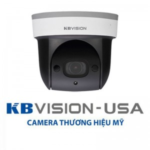 Camera IP Speed Dome hồng ngoại 2.0 Megapixel KBVISION KR-SP20Z04SiR