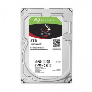 HDD 8TB Seagate Ironwolf ST8000VN0022