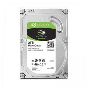 HDD 2TB SEAGATE BarraCuda ST2000DM006