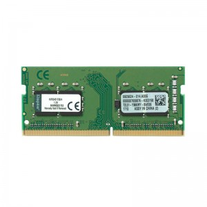 RAM Laptop 4GB Kingston Bus 2400MHz