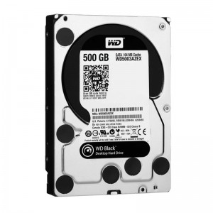 HDD 500GB WD5003AZEX SATA 3 3.5""
