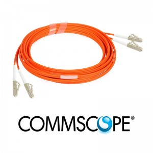 Fiber Optic Cable Assembly COMMSCOPE / AMP 2105026-3
