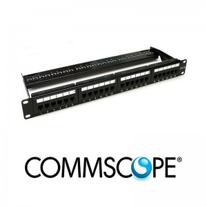 Category 6 Patch Panel Commscope / AMP 1375014-2