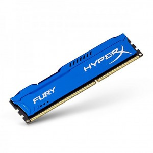 RAM 4GB KINGSTON HYPERX FURY (XANH