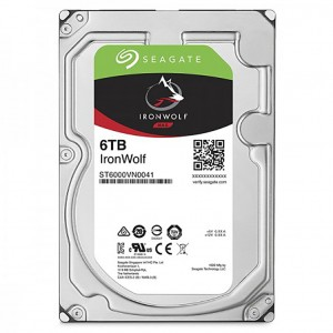 HDD 6TB SEAGATE IRONWOLF ST6000VN0041