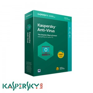Kaspersky Anti Virus 3PCs