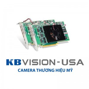 Card Video output cho giải pháp Video wall KX-VO06H