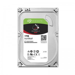 HDD 1TB Seagate Ironwolf ST1000VN002
