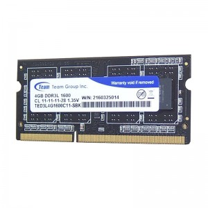 RAM Laptop 4GB Team Elite Bus 1600 Mhz