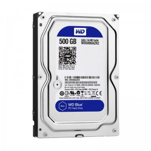 HDD 500GB WD5000AZRZ
