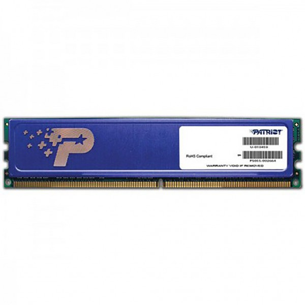RAM 4GB PATRIOT BUS 1600MHZ