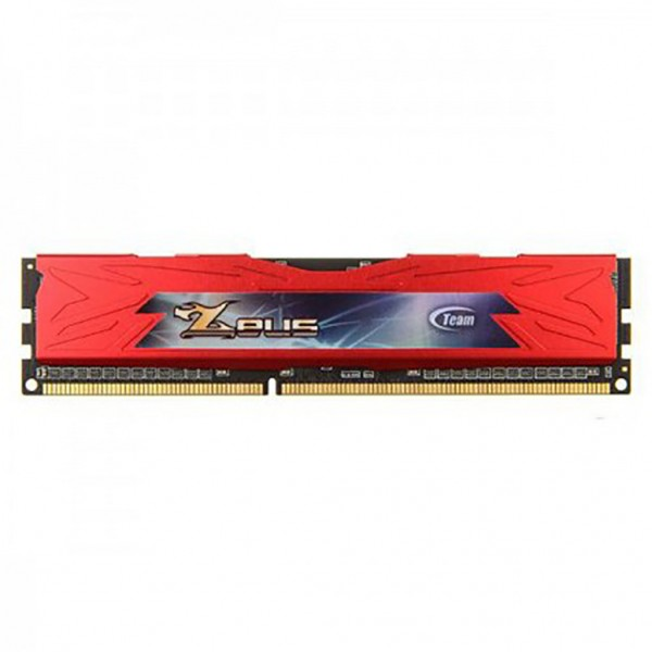 RAM 4GB TEAM ZEUS BUS 1600MHZ