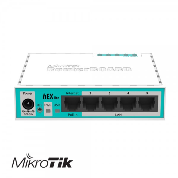 MIKROTIK SOHO ROUTER RB750