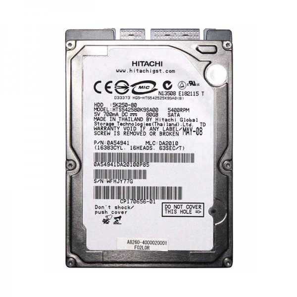 HDD Laptop 500GB HGST
